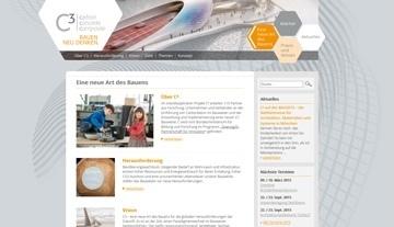C³-Website