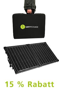 WATTSTUNDE Solarkoffer Wintersale