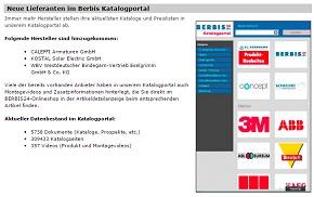 BERBIS24 Portalnewsletter