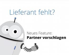Partner vorschlagen