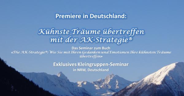 Seminar AK I in NRW, Deutschland