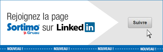 LinkedIn Sortimo by Gruau