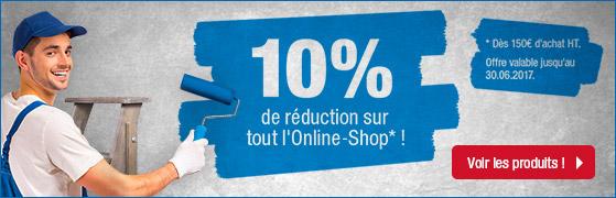 Promotion Online-Shop