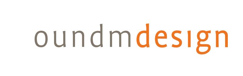 oundmdesign logo