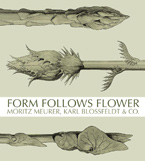 "Ausstellungskatalog ""Form follows Flower"""