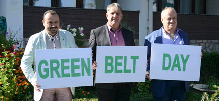 Green Belt Camp