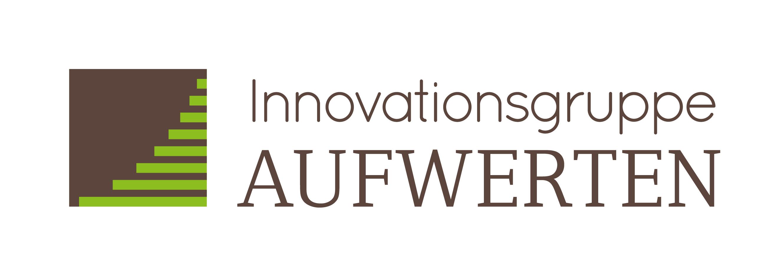 AUFWERTEN - Logo
