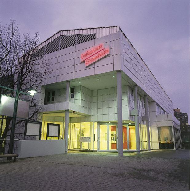 Saalbau Sossenheim