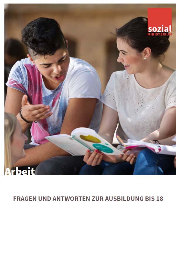 Cover BMASK Broschüre