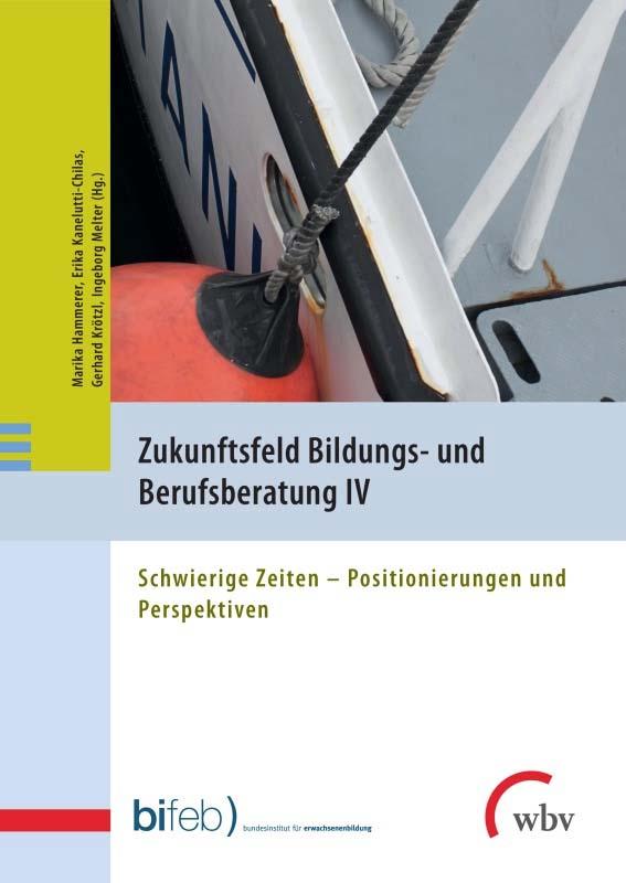 Tagungsband Zukunftsfeld Bildungs- und Berufsberatung