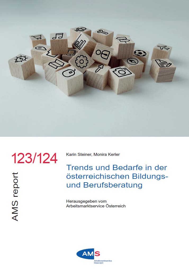 Cover AMS report Nr. 123/124