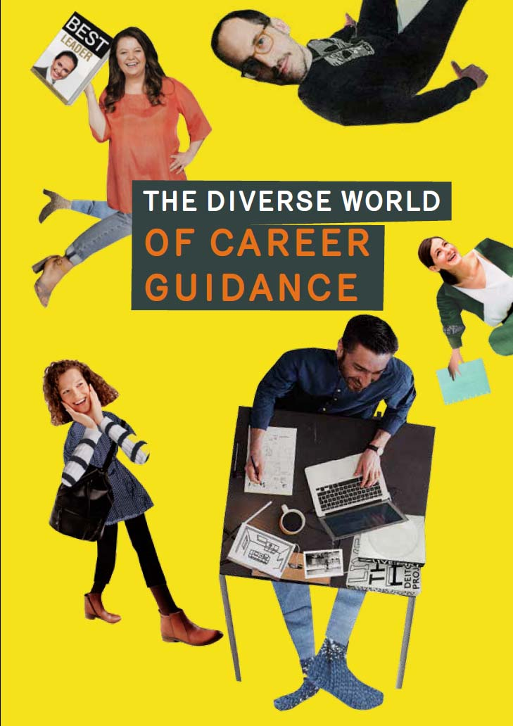 Cover The Diverse World of Career Guidance