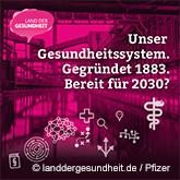 Webseite landdergesundhiet.de