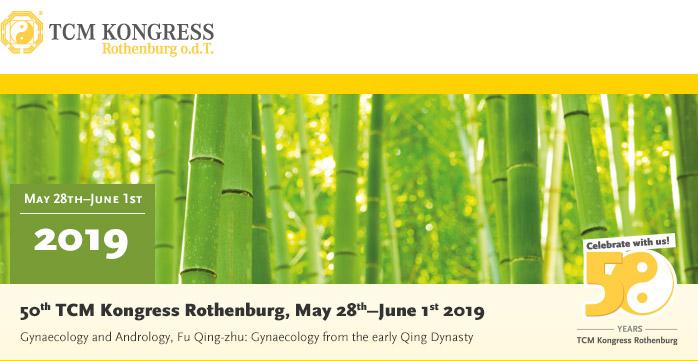 TCM Kongress Rothenburg