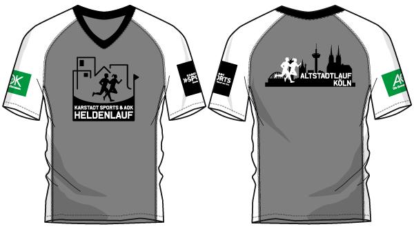 Shirt vom Altstadtlauf Köln