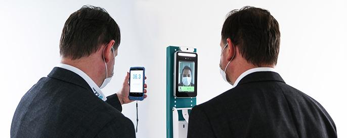 Mobile & stationäre Komplettlösung zur automatisierten Infektions-Prävention