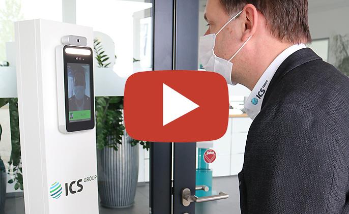Mobile & stationäre Komplettlösung zur automatisierten Infektions-Prävention.