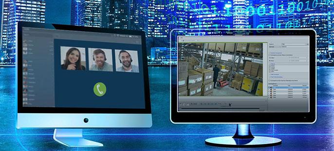 Remote Work Lösung
