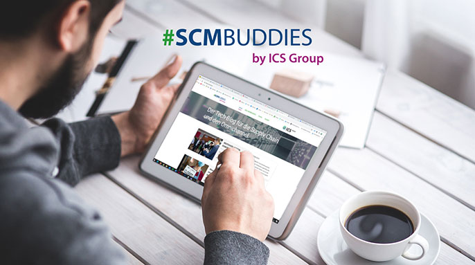 Jetzt SCM-BUDDIES kennenlernen und up to date bleiben!