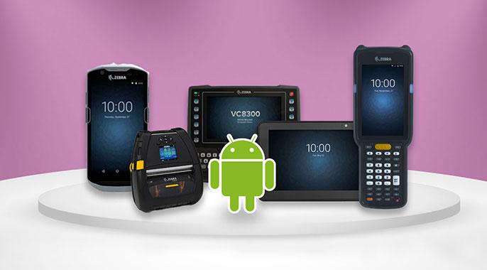 Mobiler Showroom: Android Computing vor Ort von Experten präsentiert.