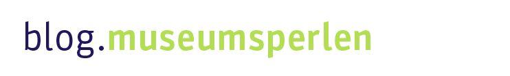 Logo blog.museumsperlen