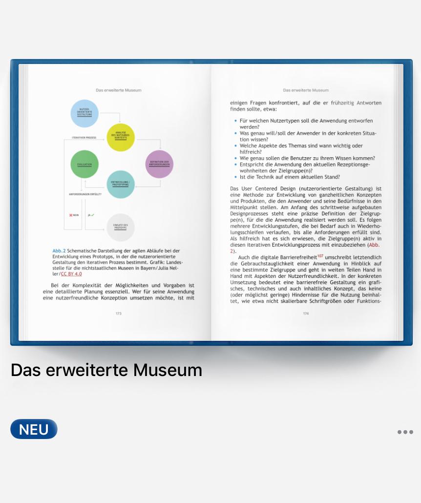Das erweiterte Museum E-Book