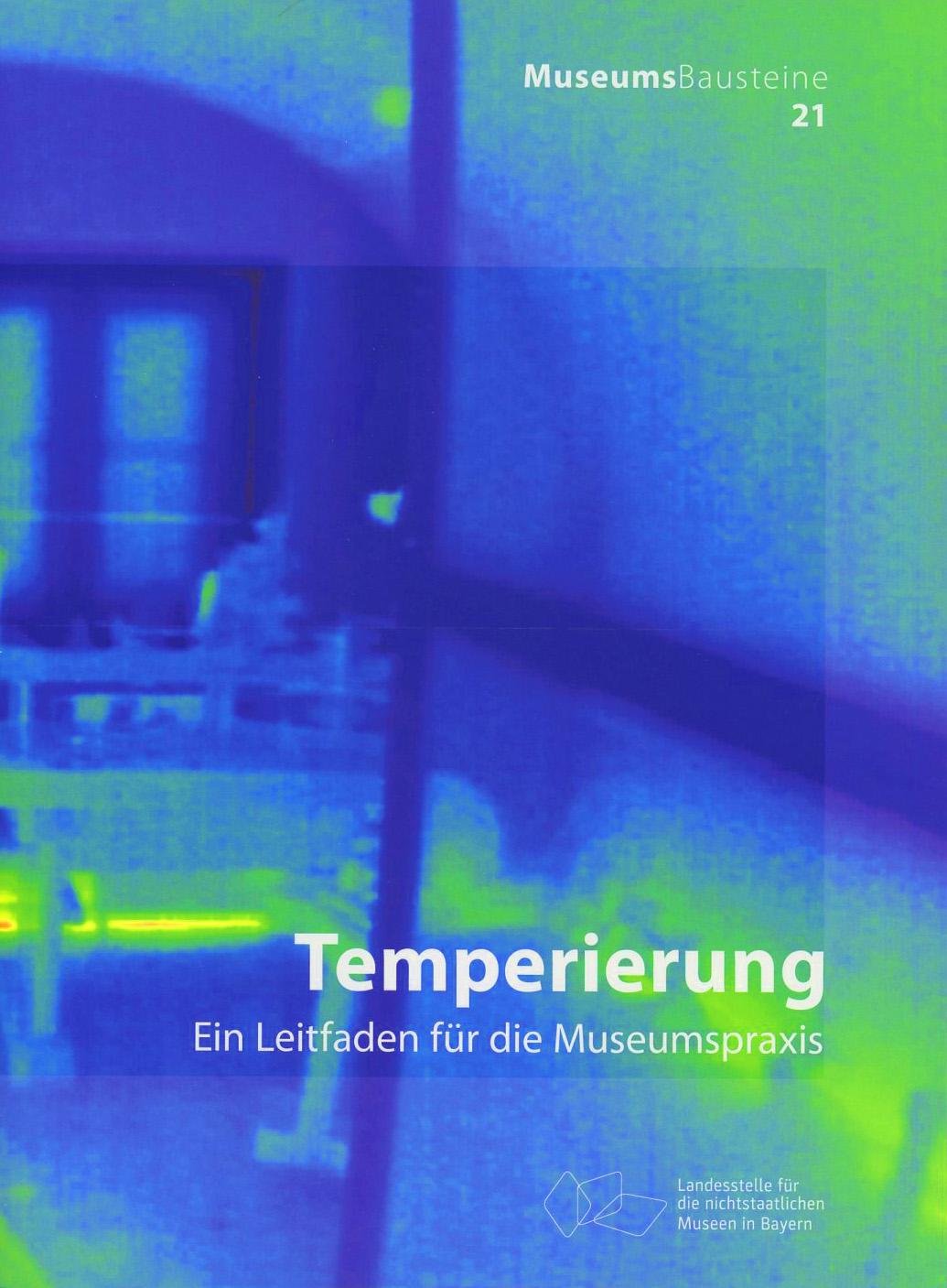 MuseumsBaustein Bd. 21: Temperierung