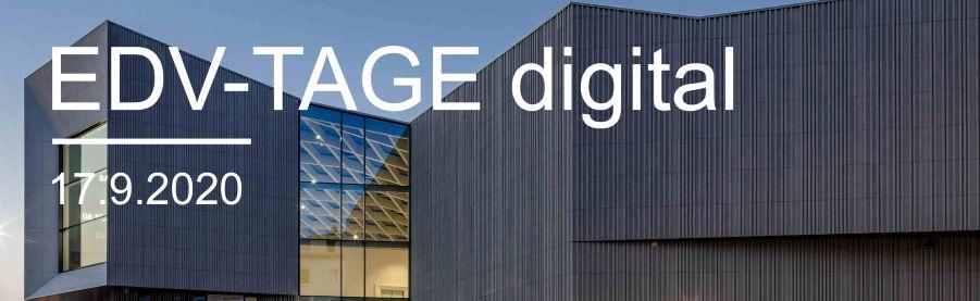 EDV-Tage digital