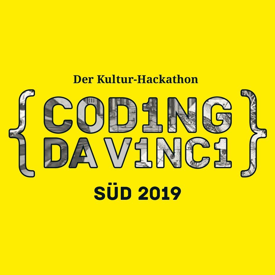 Coding da Vinci Süd 2019