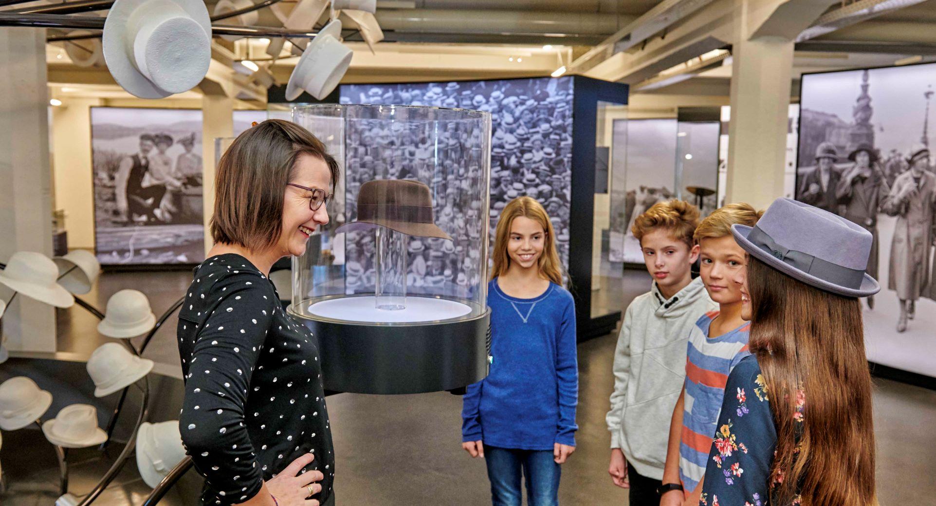 Deutsches Hutmuseum Lindenberg, Foto: www.bayern.by - Florian Trykowski