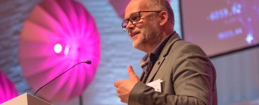 Dr. Christian Gries beim 20. Bayerischen Museumstag