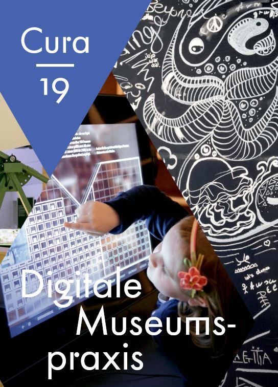 Cover Digitale Museumspraxis