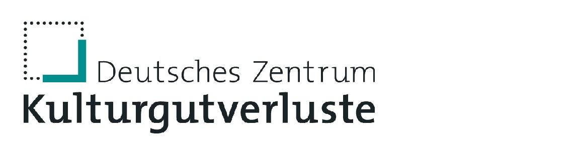 Logo Deutsches Zentrum Kulturgutverluste