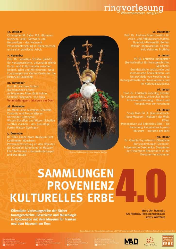 Ringvorlesung Uni Würzburg