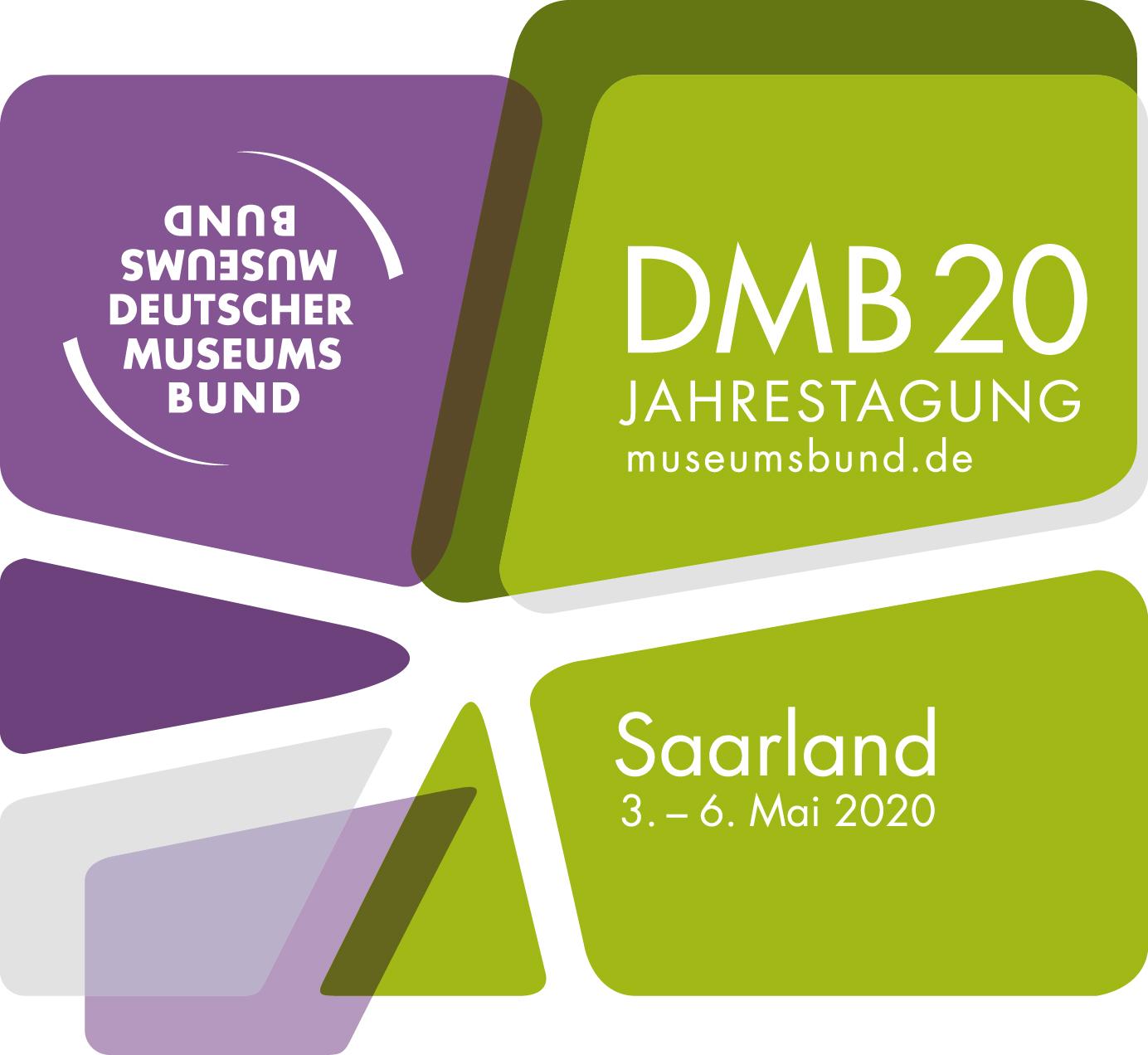Logo Deutscher Museumsbund 2020