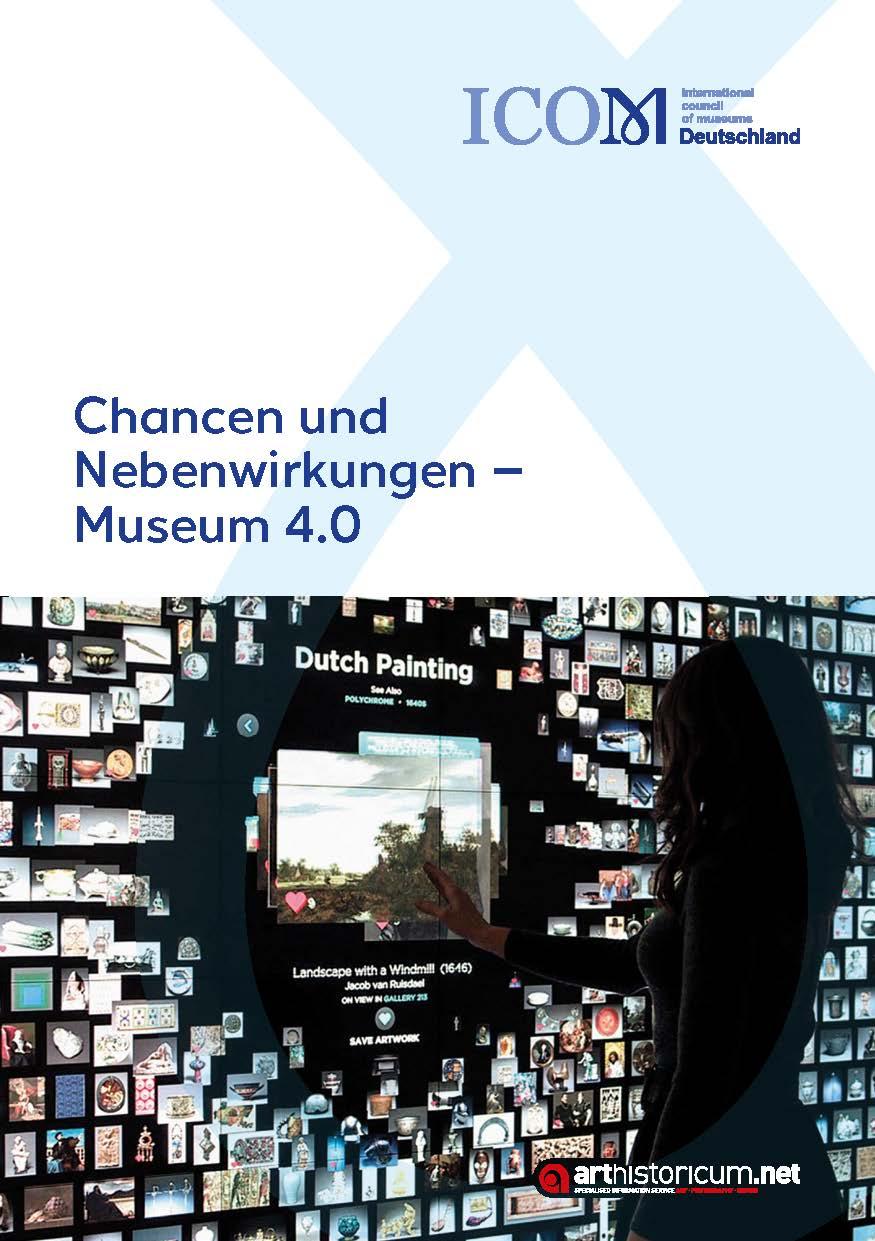 Cover des Tagungsbandes der ICOM-Jahrestagung 2019