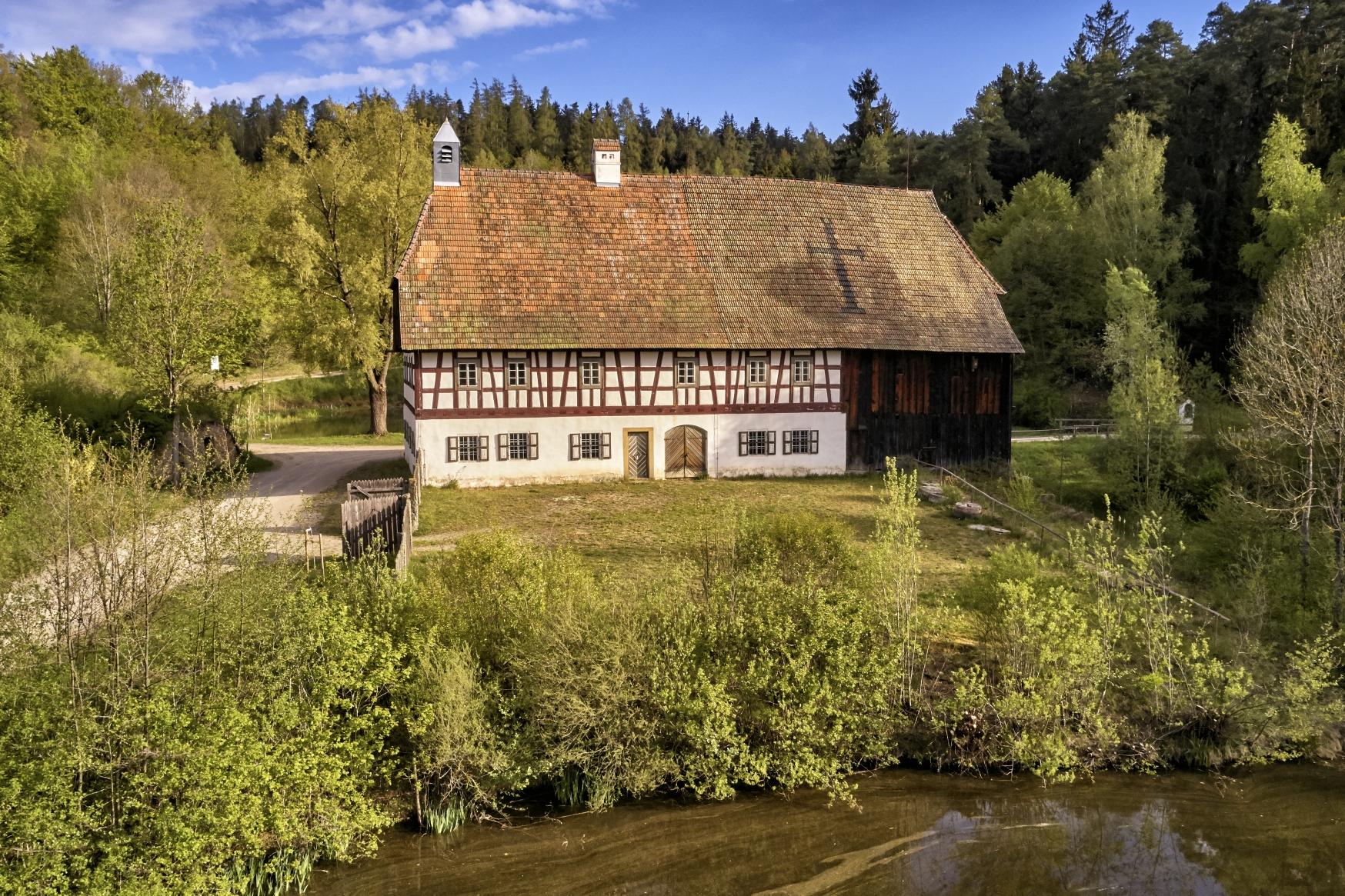 Freilandmuseum Oberpfalz