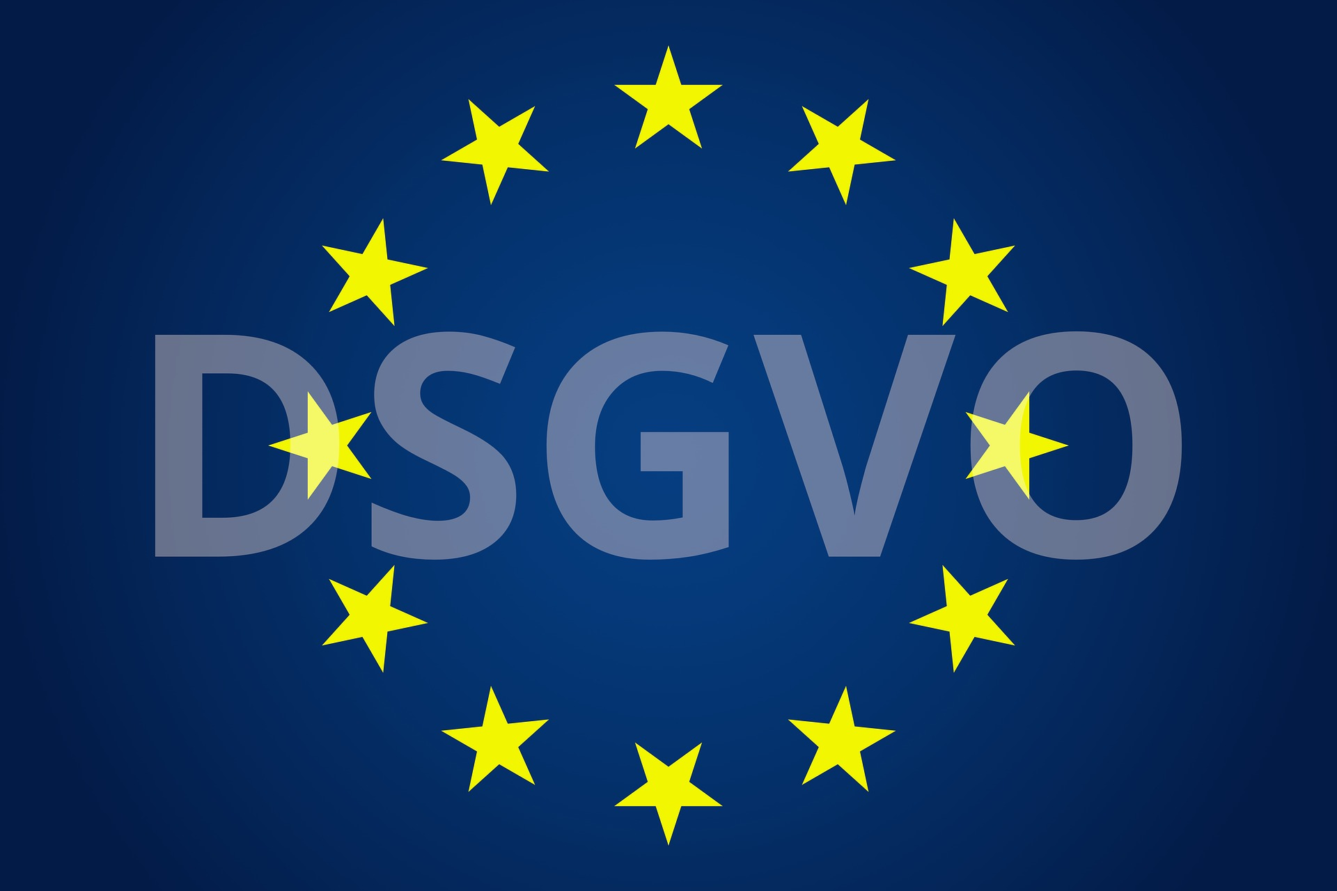 Symbolbild DSGVO