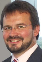 Peter Bimczok, Abteilungsleiter IT Fördergeschäft der NRW.BANK