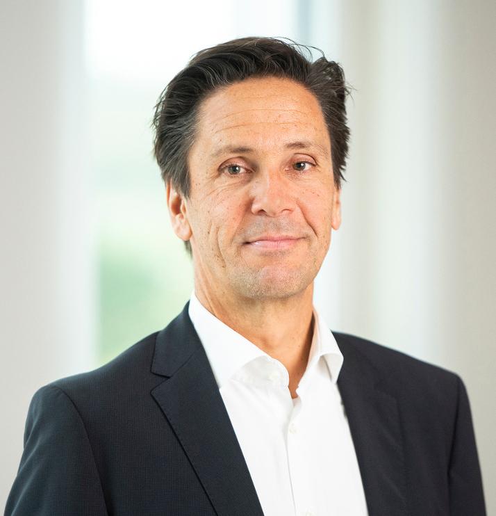 Jörg Petersen, Vorstand innobis AG