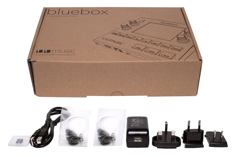 bluebox - in the box
