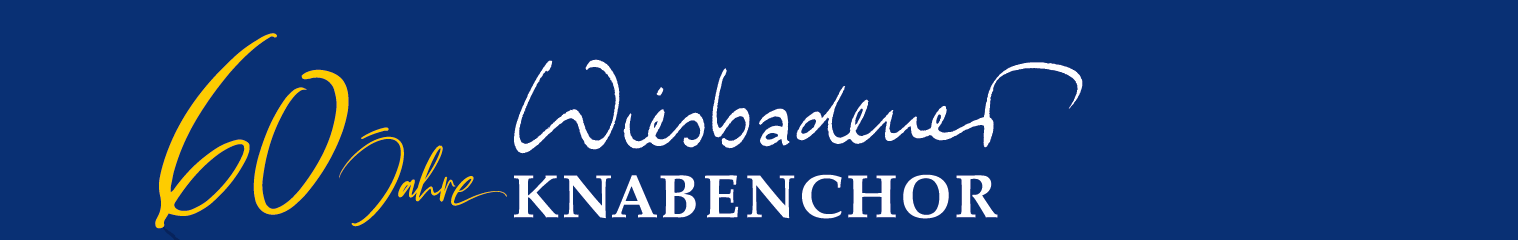 Header Wiesbadener Knabenchor