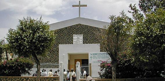 Kirche in Eritrea