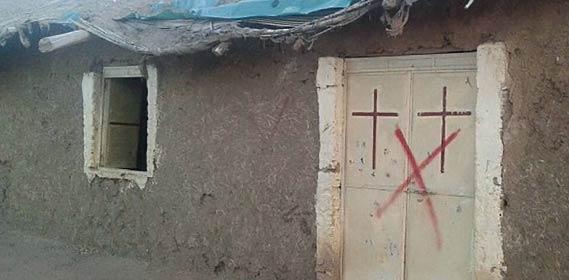Kirchengebäude im Sudan (Bildquelle:WWM)