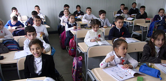 Christliche Schule im Irak