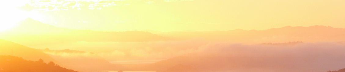 Sonnenaufgang in Knysna