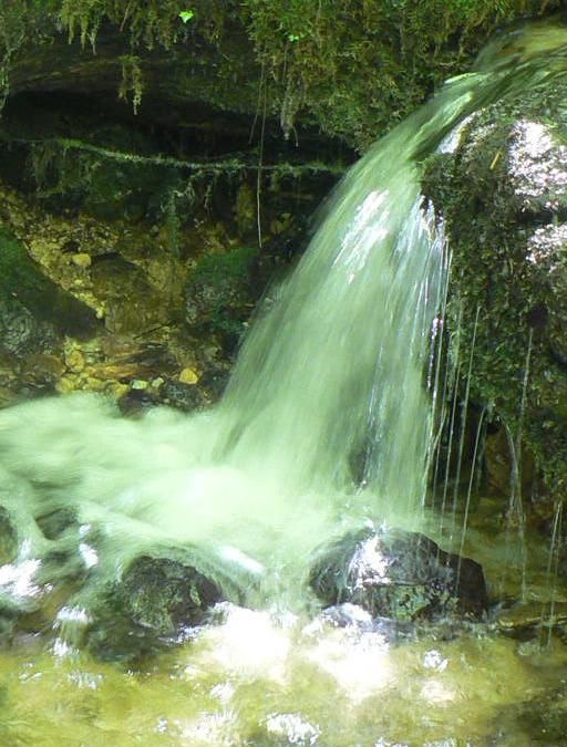 Belebendes Wasser