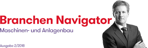 Branchen Navigator Konsumgüter & Handel Ausgabe 2/2018