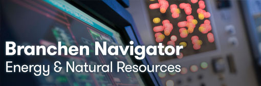 Branchen Navigator Energy & Natural Resources