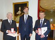 Auszeichnung Bernhold und Soth